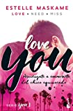You 1. Love You: Serie You 1 (Bestseller)