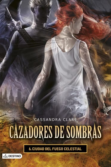 cazadores de sombras, ciudad de fuego celestial, de Cassandra Clare - Reseña