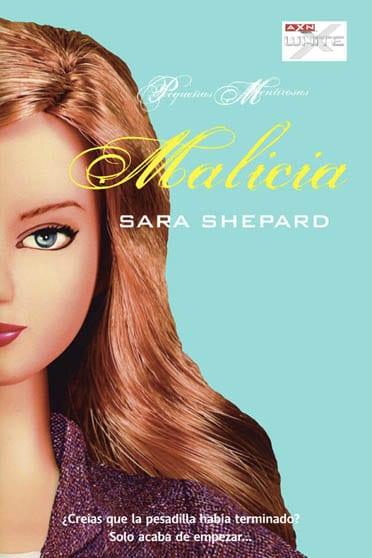 Malicia, de Sara Shepard - Reseña