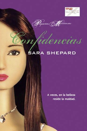 Confidencias, de Sara Shepard - Reseña