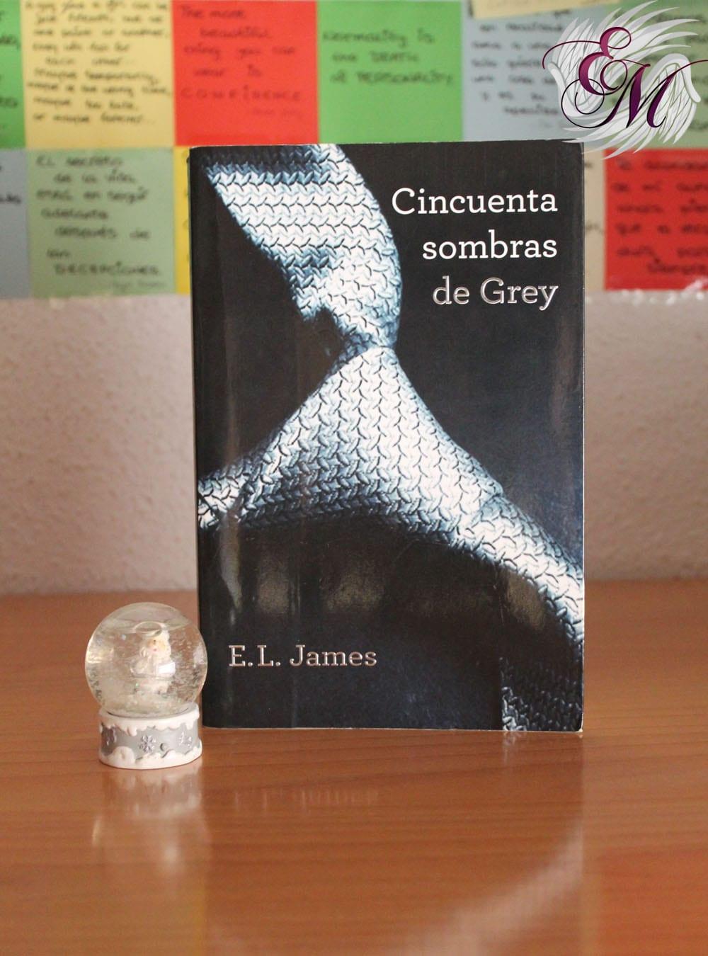 Cincuenta sombras de Grey, E.L.James - Reseña