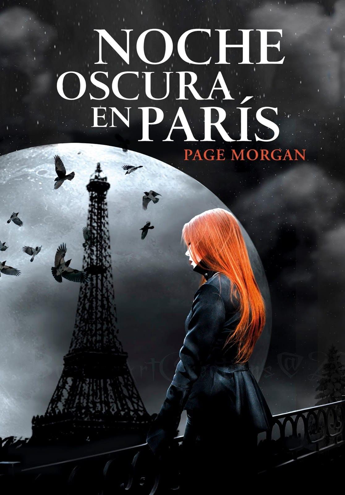 Noche oscura en París, de Page Morgan - Reseña