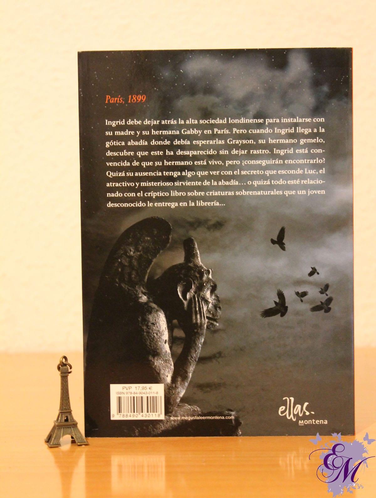 Noche oscura en París, de Page Morgan – Reseña