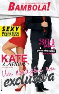 Bambola, un corazón en exclusiva - Kate Danon - portada