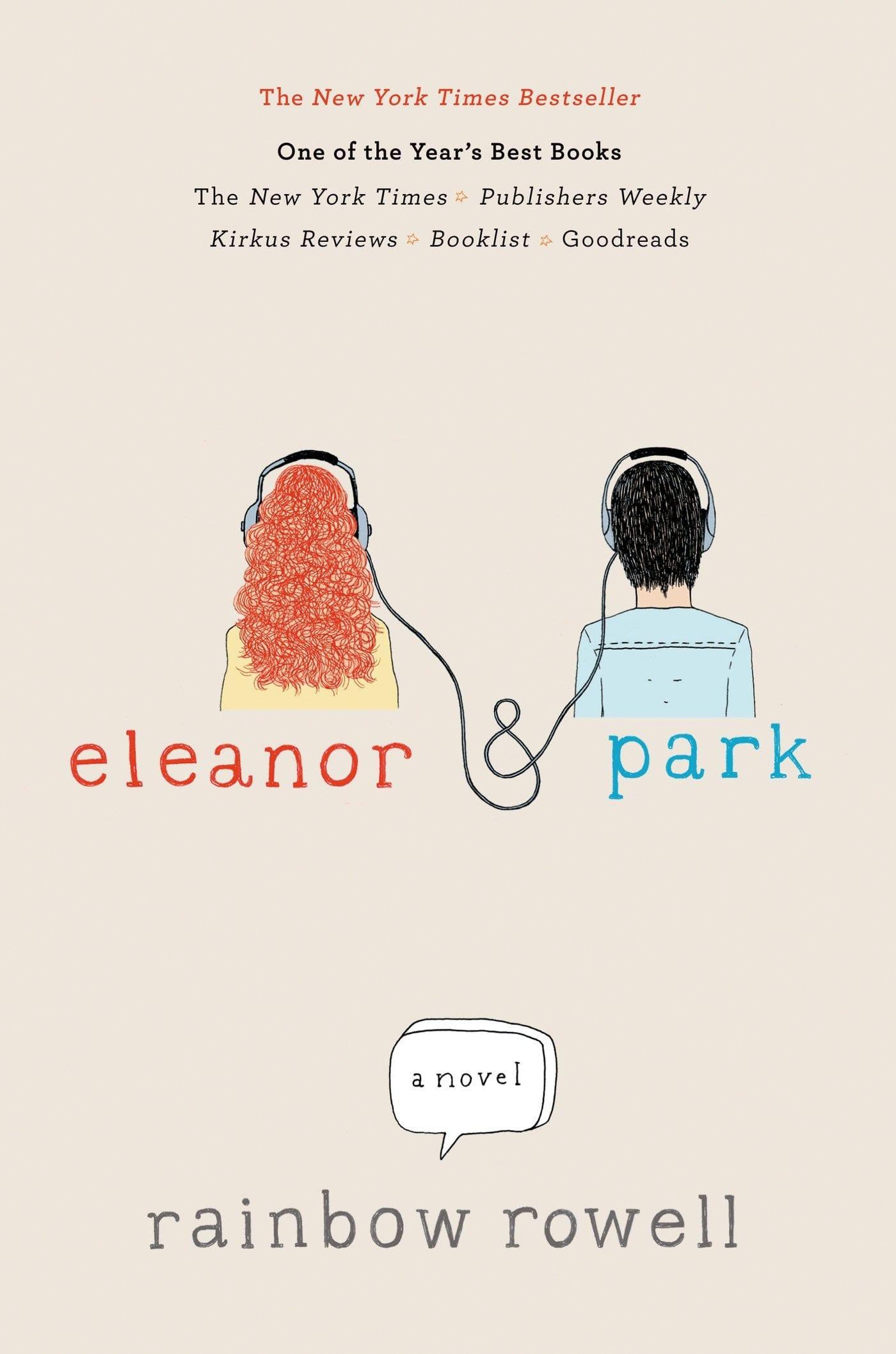 Eleanor y Park, de Rainbow Rowell - Reseña