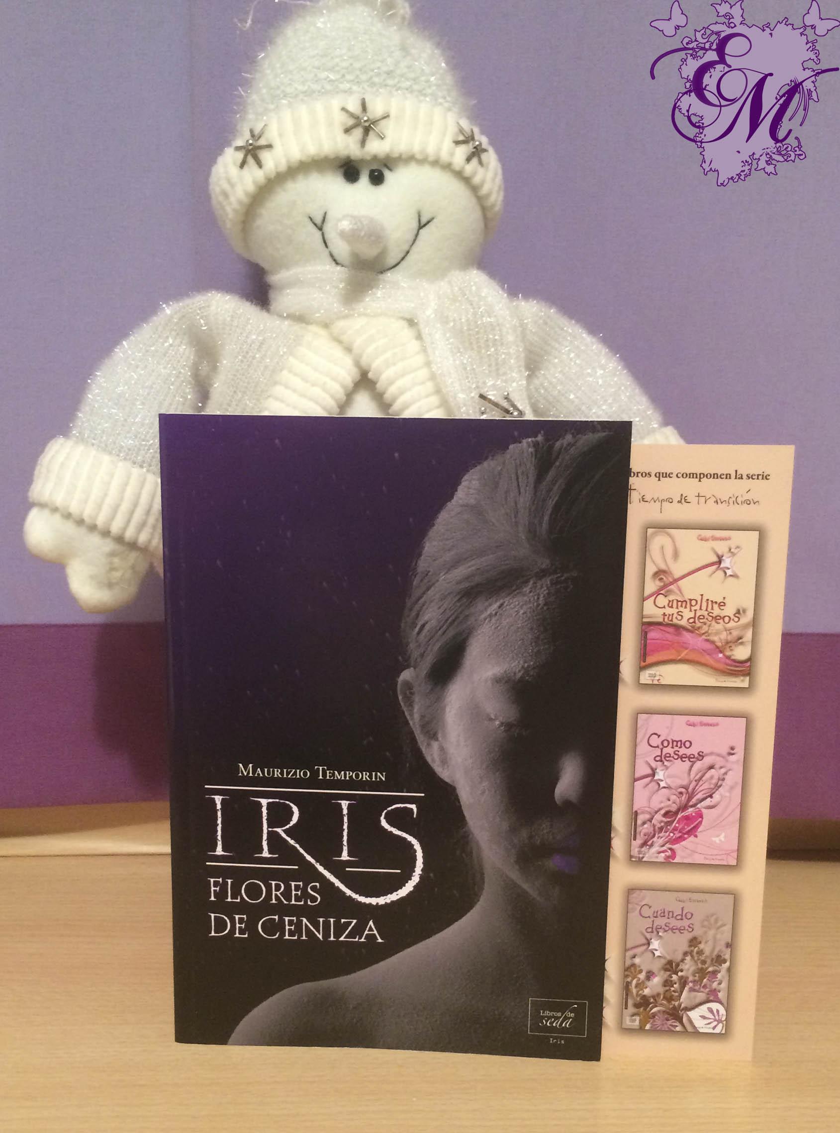 Iris: flores de ceniza, Maurizio Temporin - Reseña