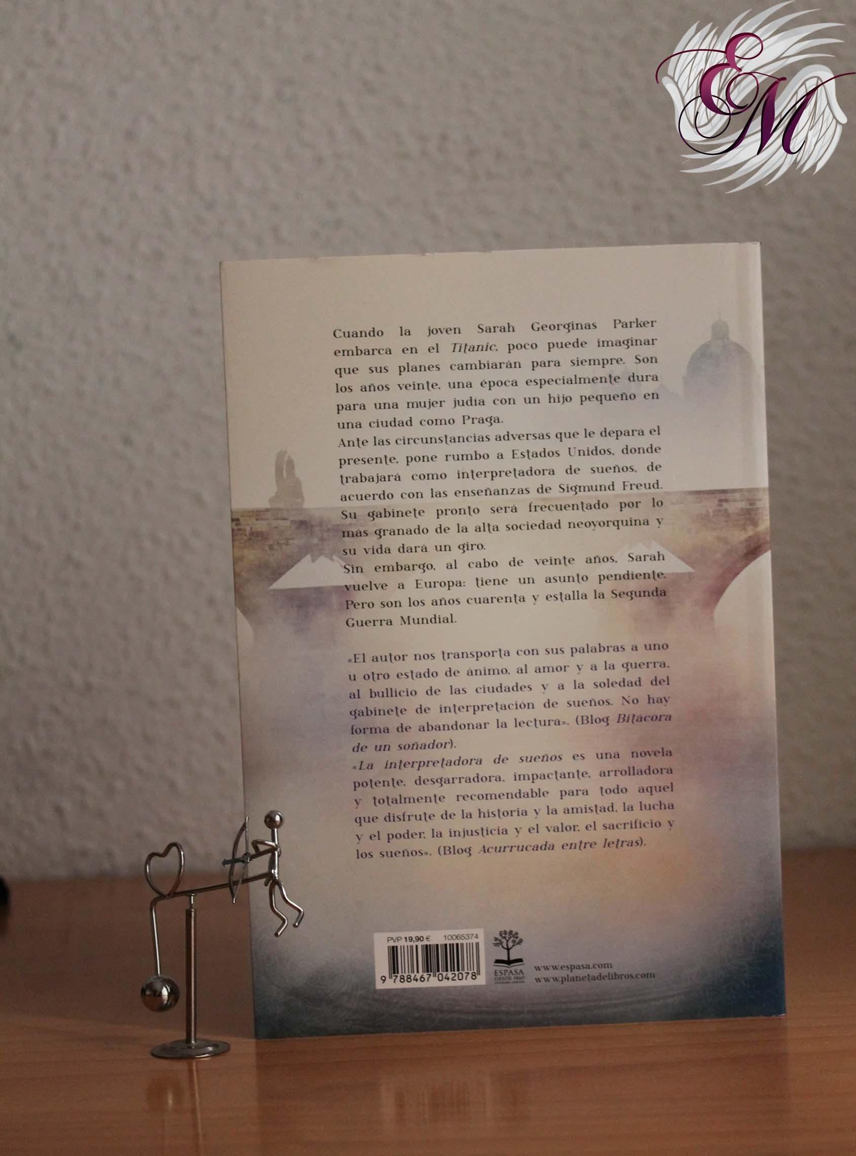 La interpretadora de sueños, de Rafael R. Cuesta – Reseña