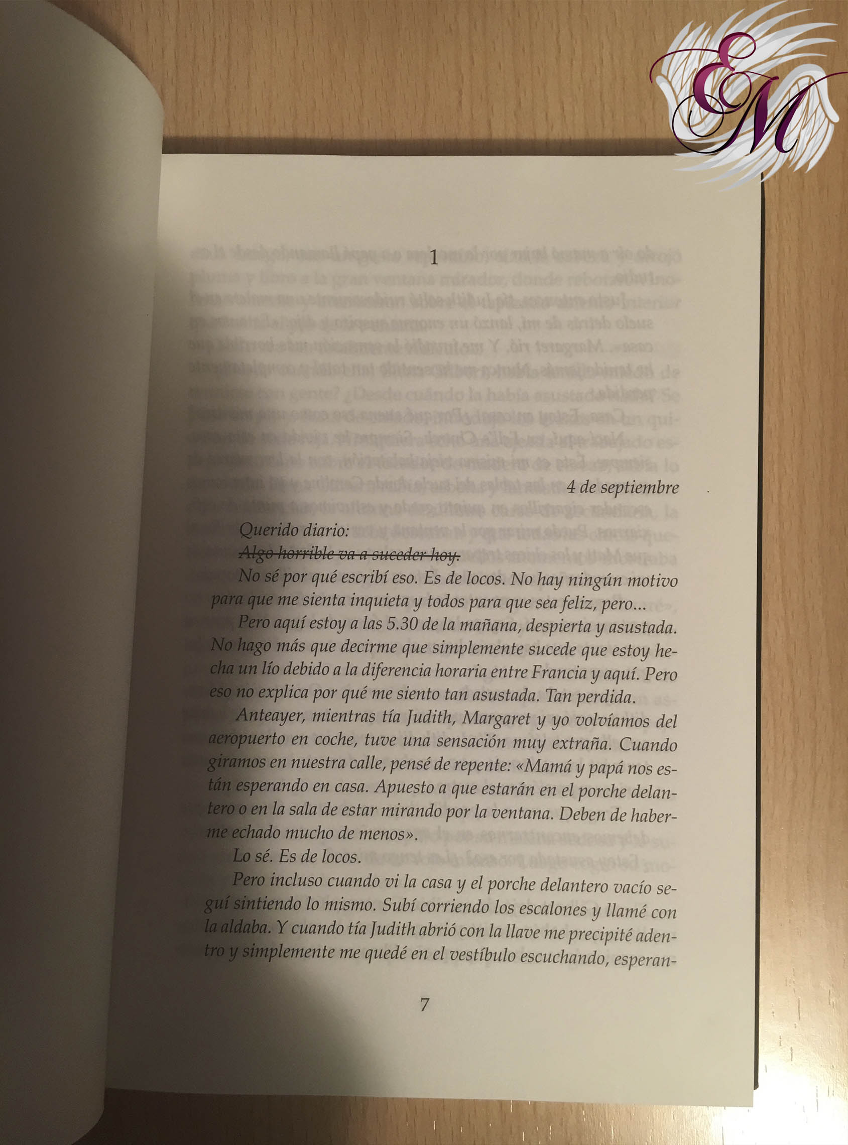 Despertar, de L. J. Smith - Reseña