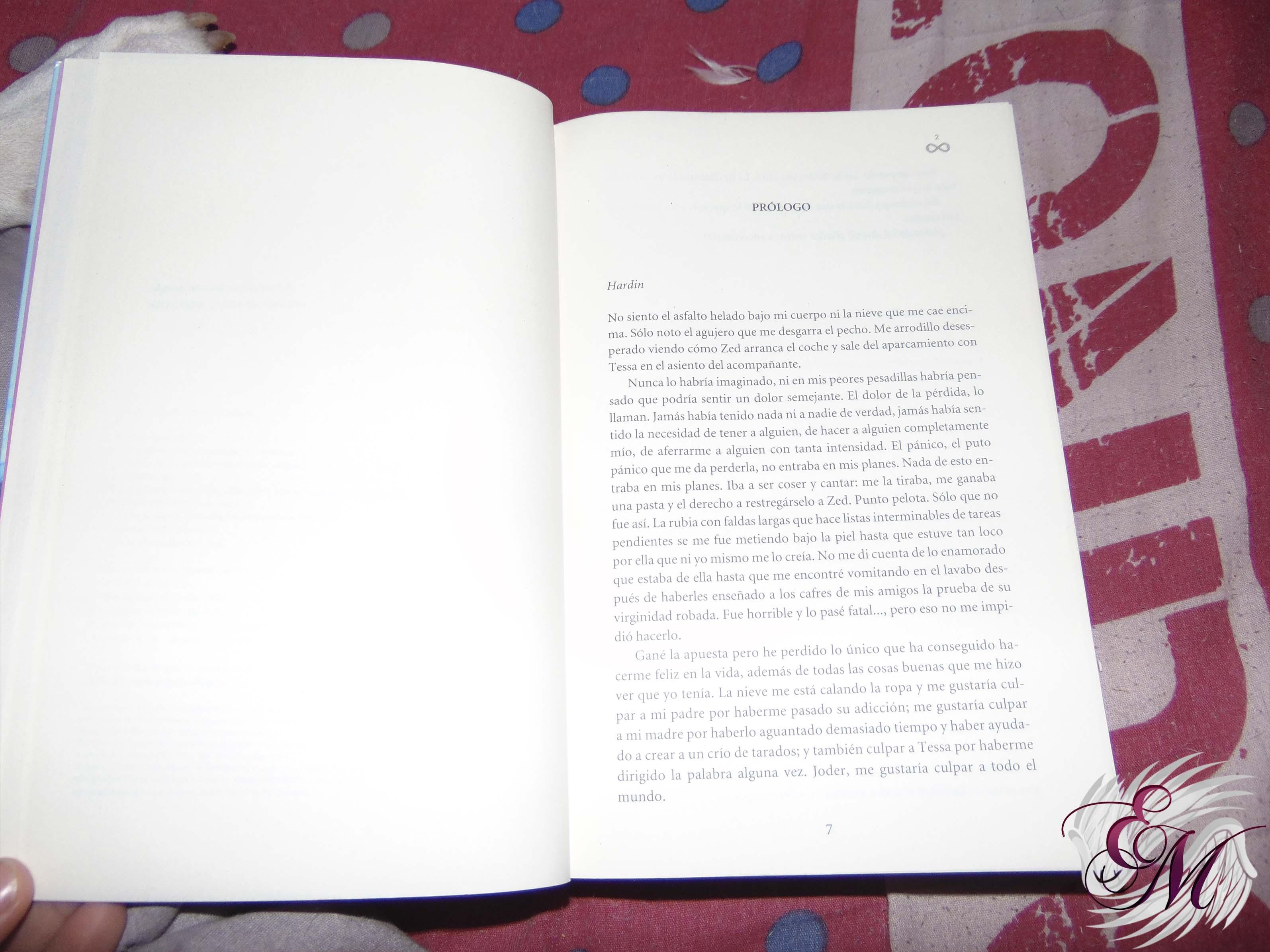 Fotografía del primer capítulo