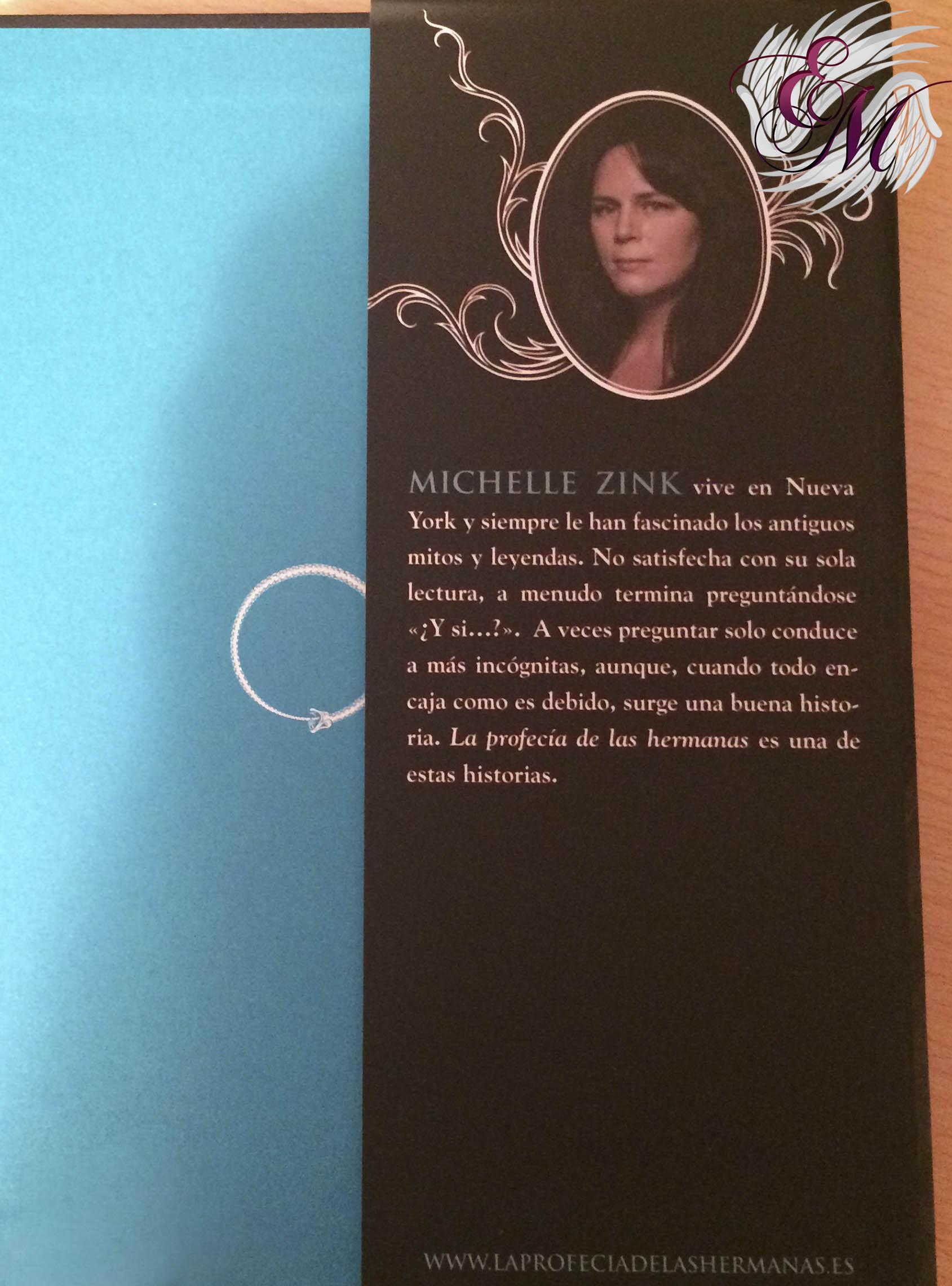 El ángel del caos, de Michelle Zink - Reseña