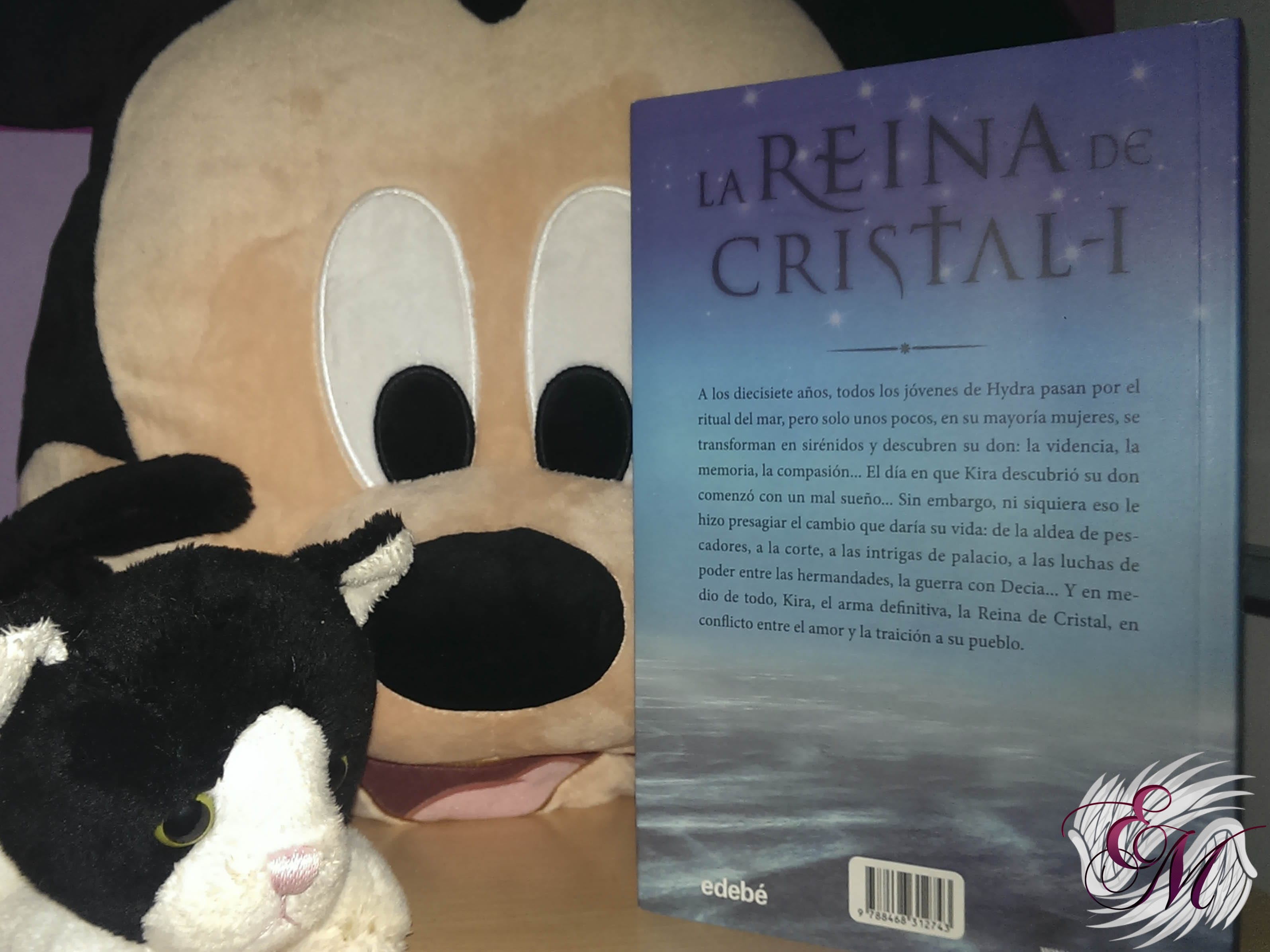 La reina de cristal, de Ana Alonso y Javier Pelegrín - Resela