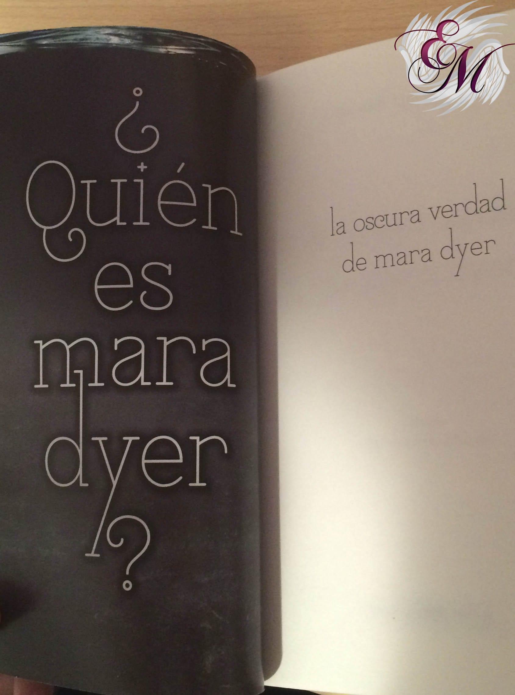 La oscura verdad de Mara Dyer, de Michelle Hodkin - Reseña