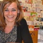 Agnès Martin-Lugand, en Madrid
