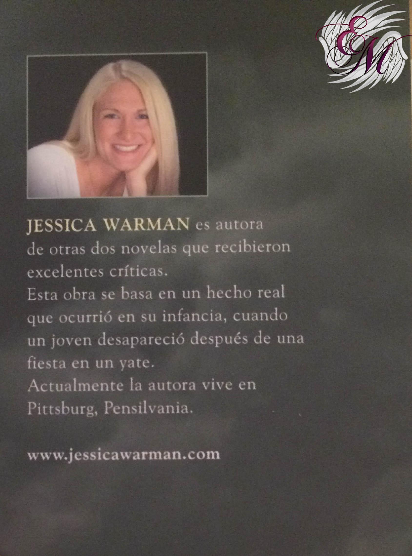 Antes de partir, de Jessica Warman - Reseña