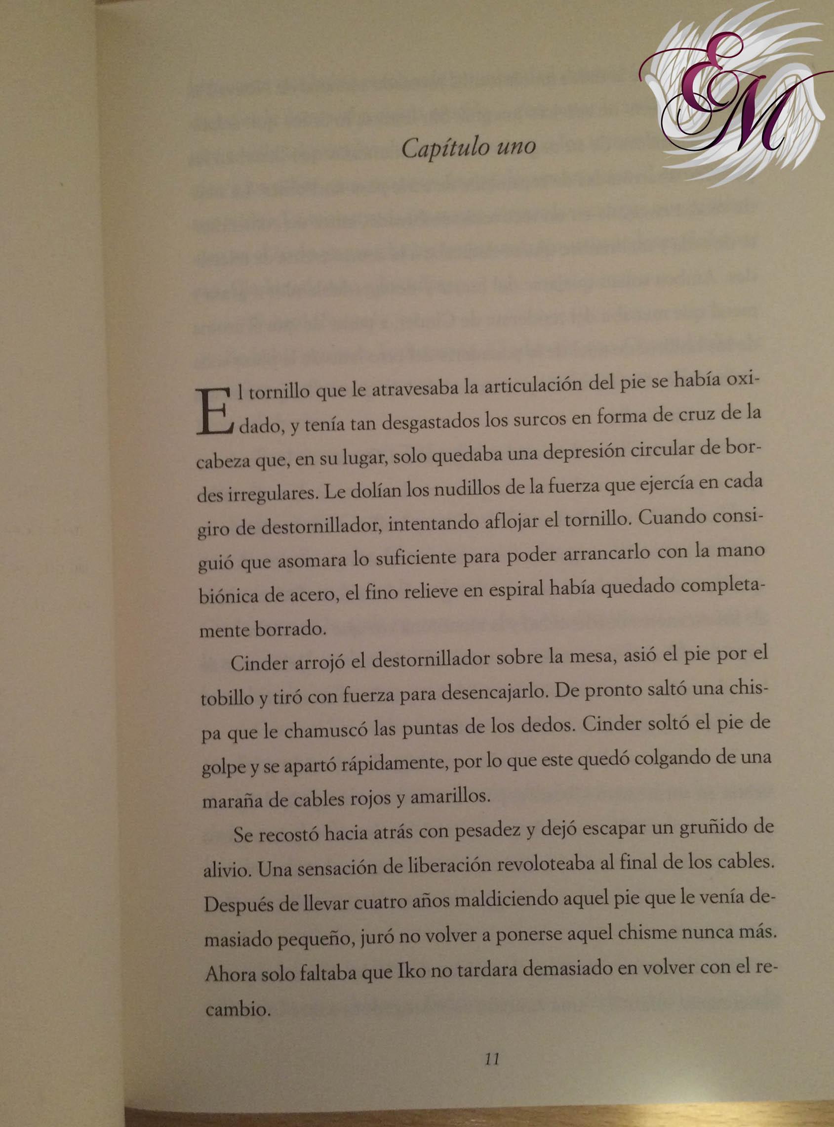 Cinder, de Marissa Meyer - Reseña