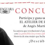 Sorteo de Alfaguara: El atelier de los deseos