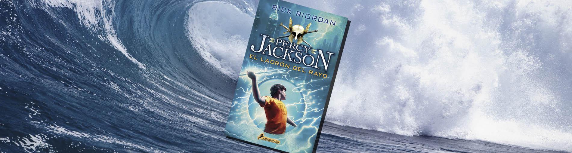Contenido del artículo. 1 Ficha técnica; 2 Sinopsis del libro Percy Jackson  y el ladrón del rayo ...