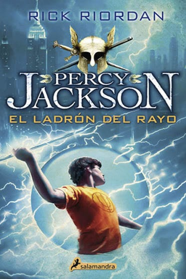 Percy Jackson y el mar de los monstruos, de Rick Riordan - Reseña