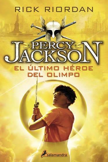 Percy Jackson y el ladrón del rayo, de Rick Riordan - Reseña