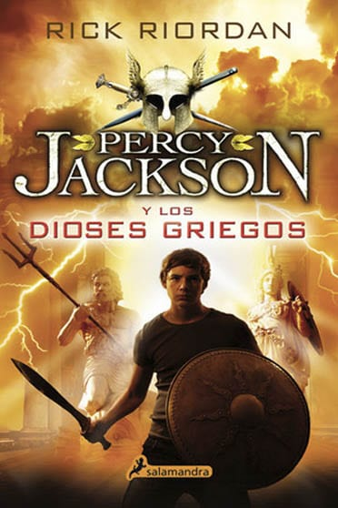 Percy Jackson Y La Maldición Del Titán Libro De Rick Riordan