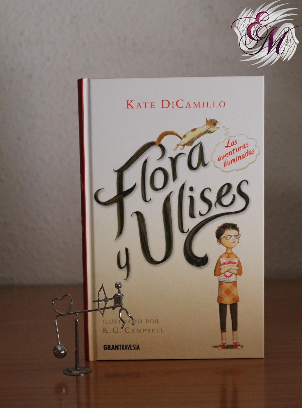 Flora y Ulises, Kate DiCamillo - Reseña