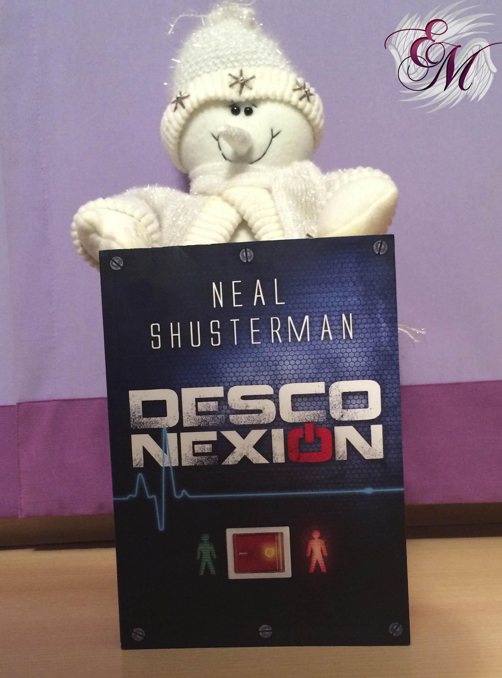 Desconexión, de Neal Shusterman - Reseña