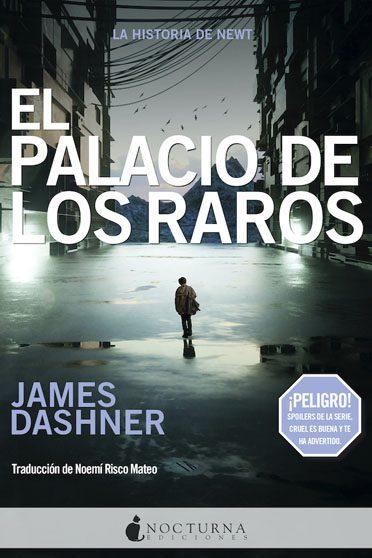 El corredor del laberinto, de James Dashner