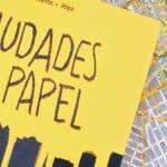 """Ya ha salido el tráiler de """"Ciudades de papel"""""""