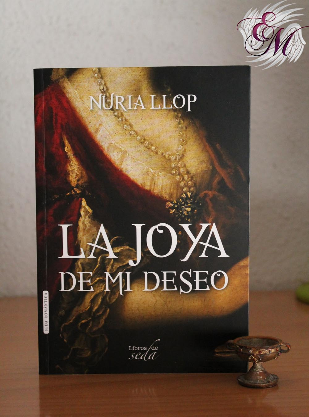 La joya de mi deseo, de Nuria Llop – Reseña