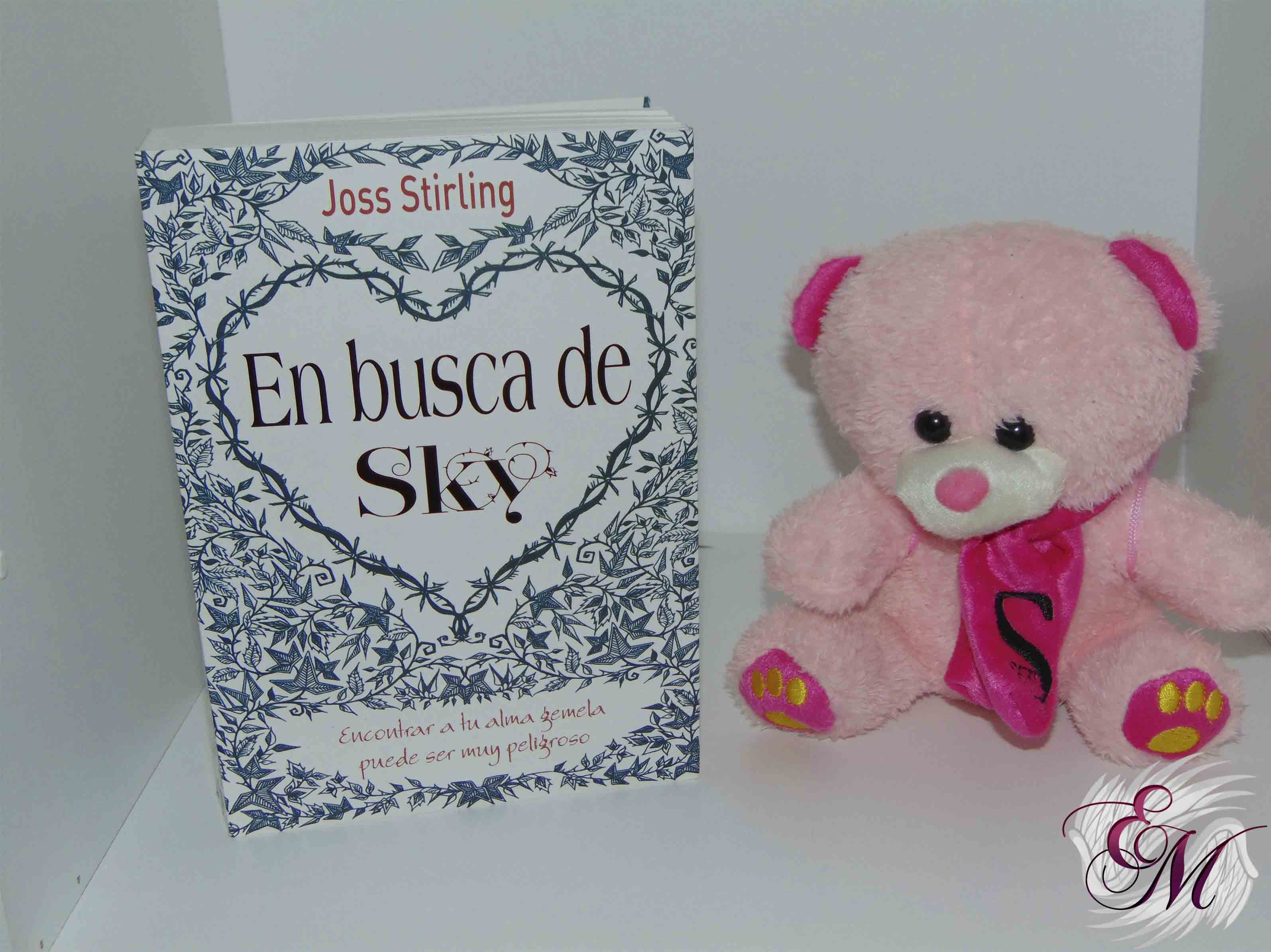 En busca de Sky, de Joss Stirling - Reseña