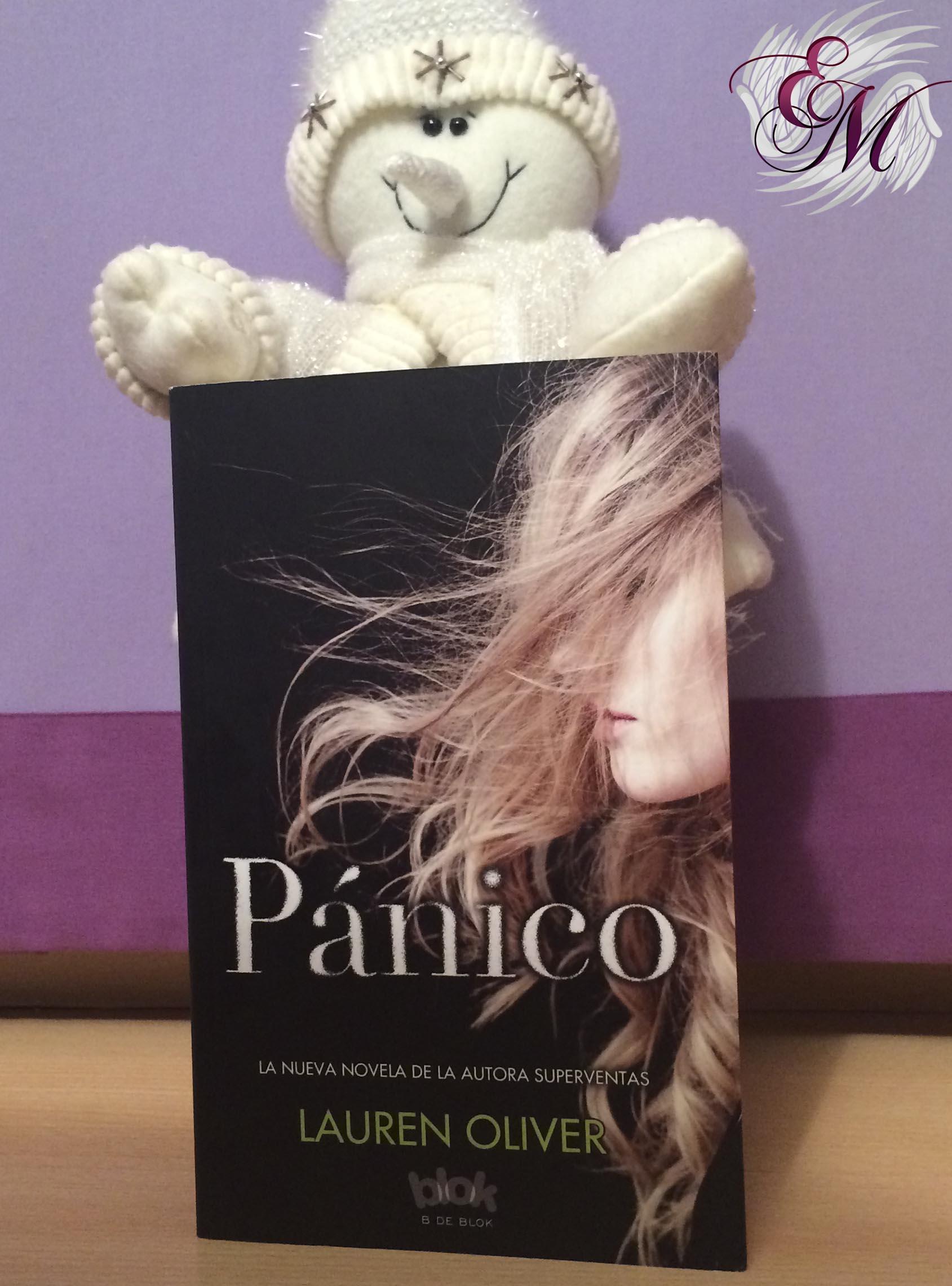 Pánico, de Lauren Oliver - Reseña