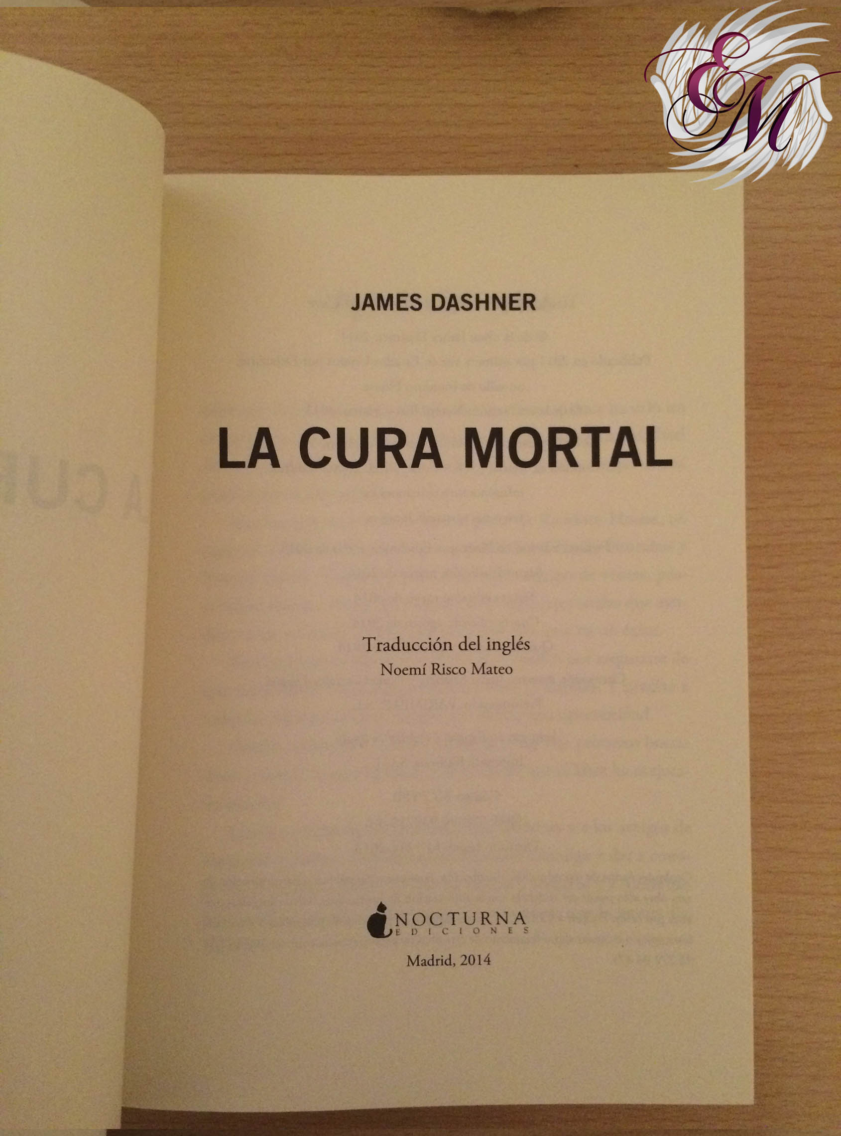 Trilogía: El corredor del laberinto, de James Dashner