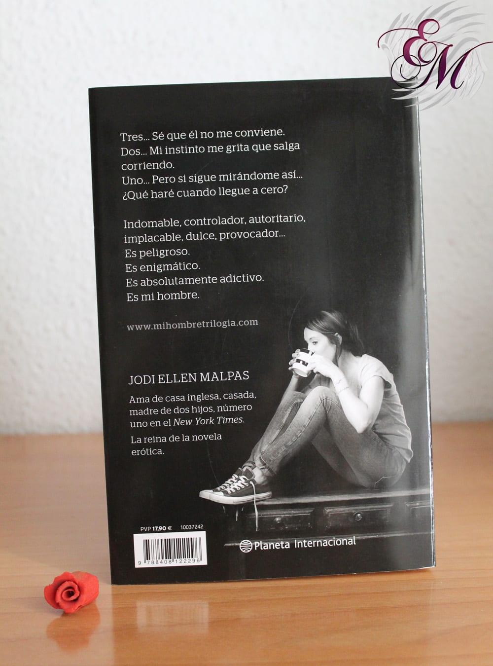 Mi hombre #1: Seducción, de Jodi Ellen Malpas - Reseña