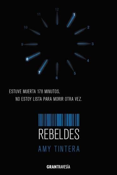 Rebeldes, de Amy Tintera - Reseña