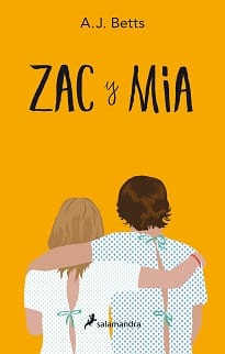 Zac y Mia - A.J. Betts