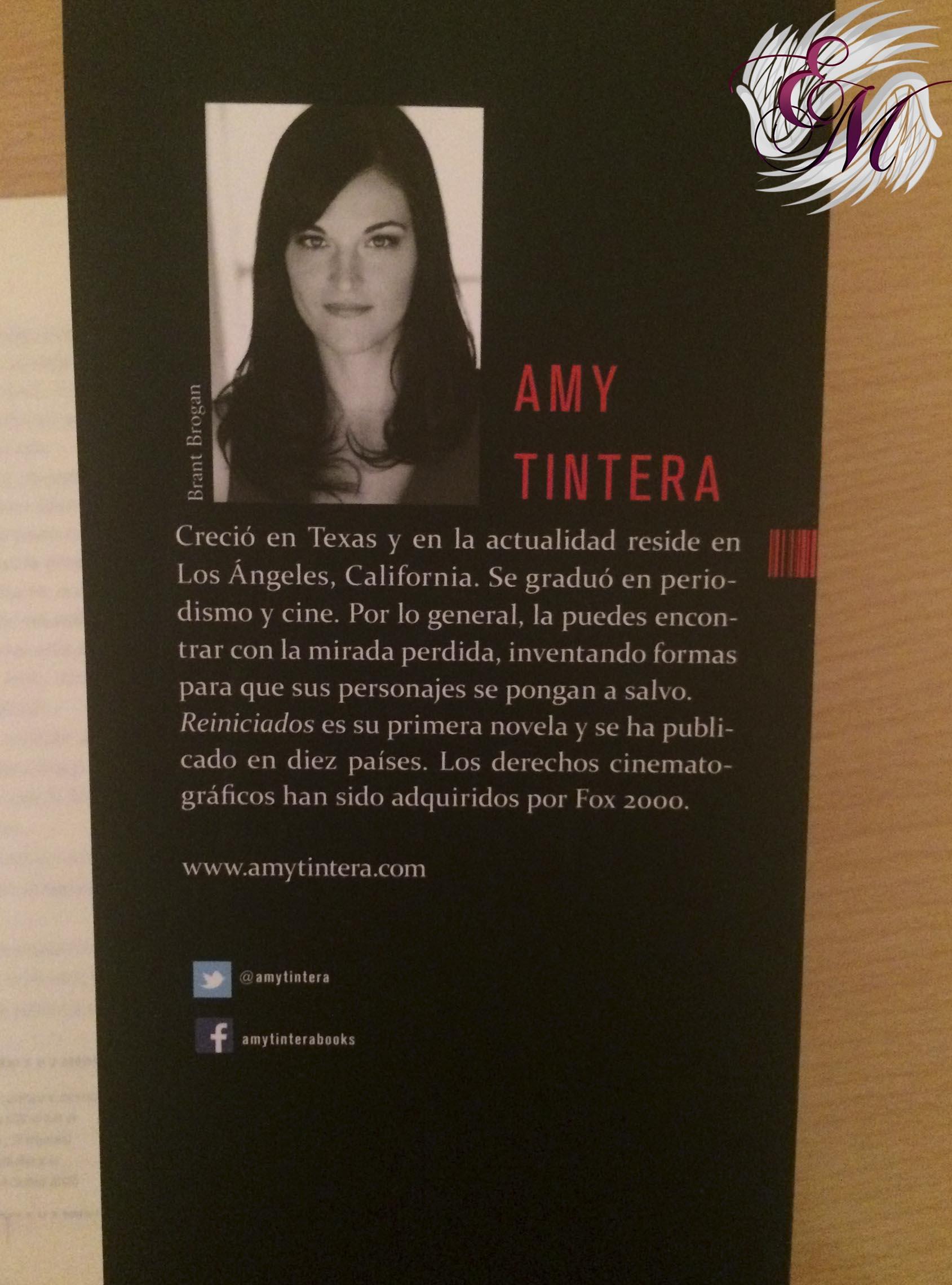 Reiniciados, de Amy Tintera - Reseña