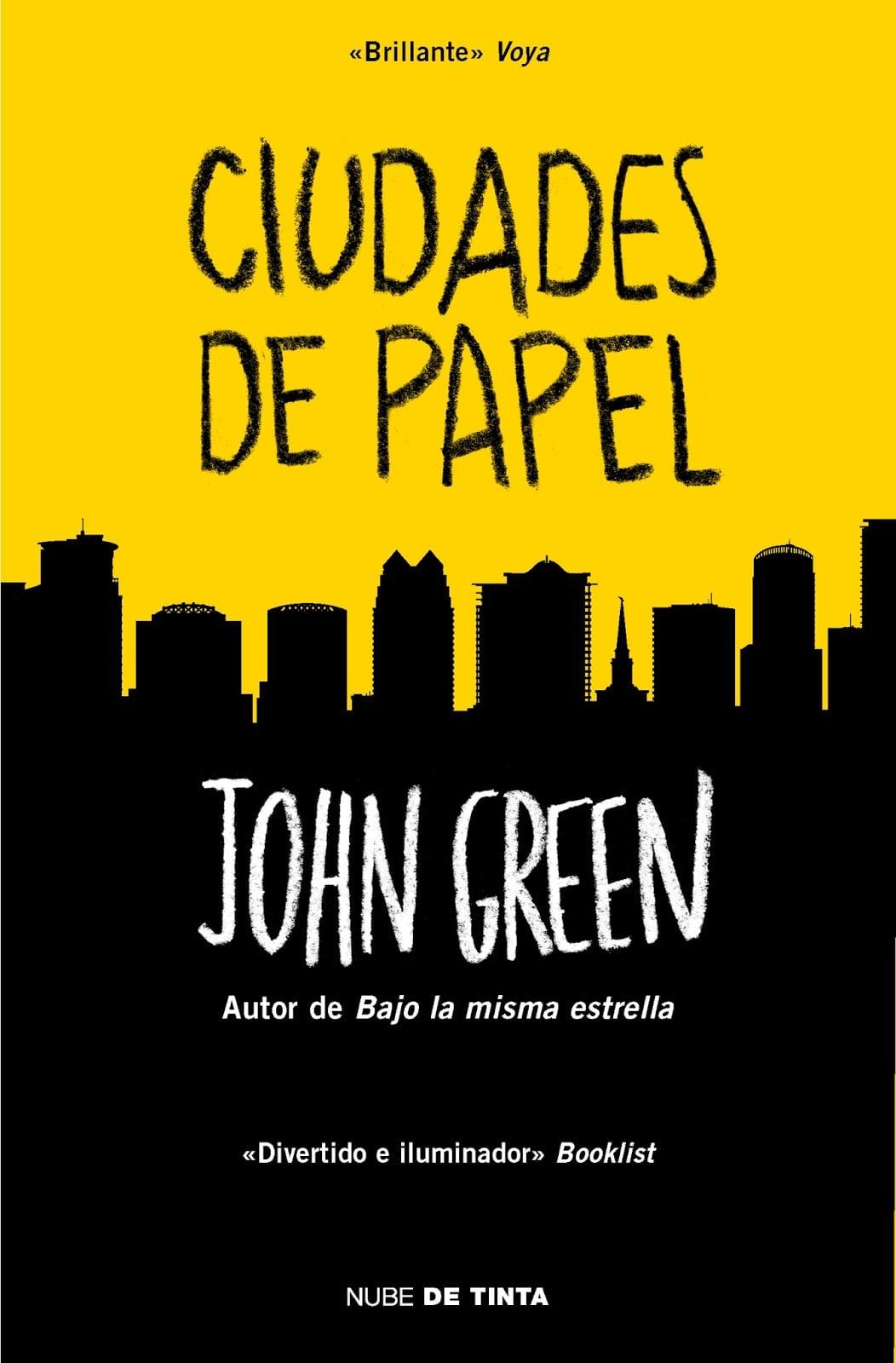Ciudades de papel, John Green - Reseña