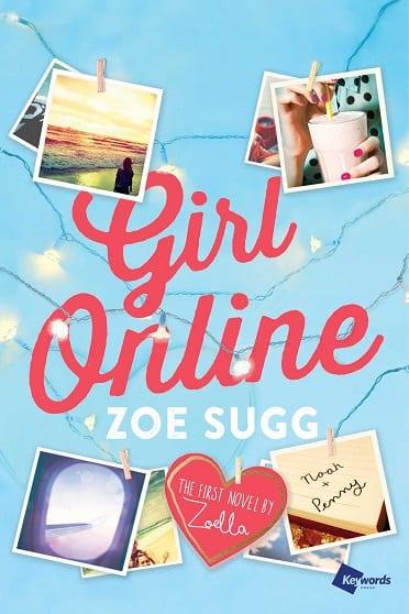 Girl online, de Zoe Sugg - Reseña