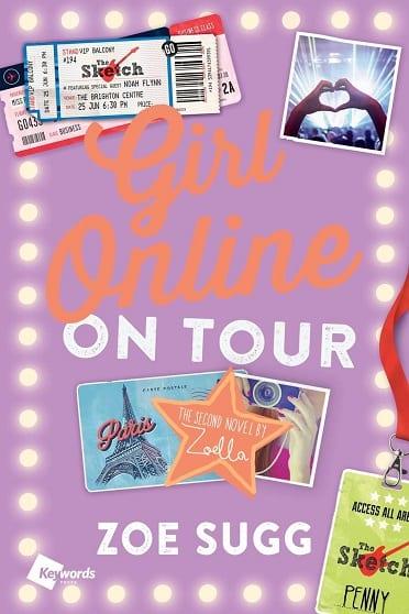 Girl online ¡de gira!, de Zoe Sugg - Reseña