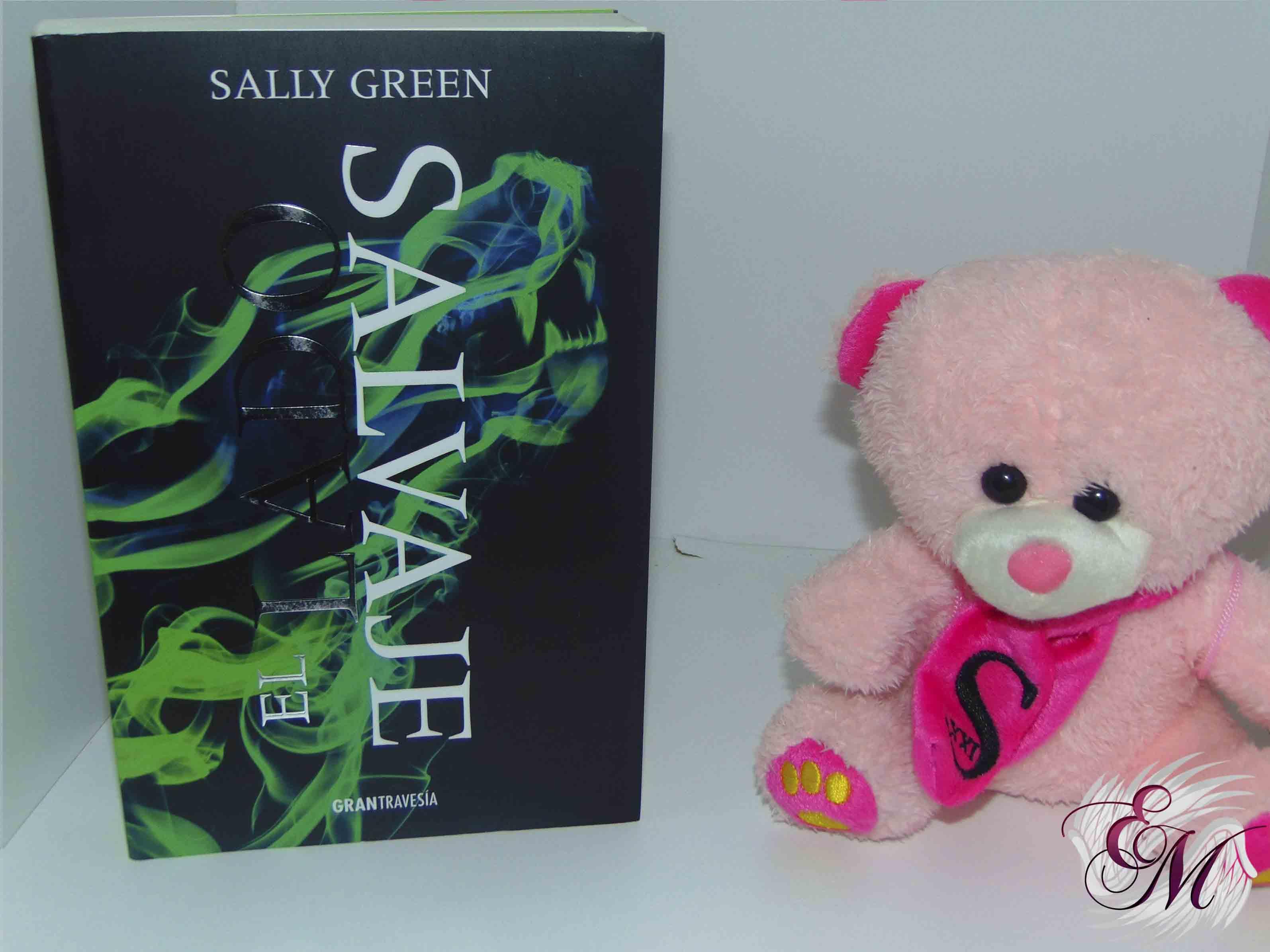 El lado salvaje, de Sally Green - Reseña