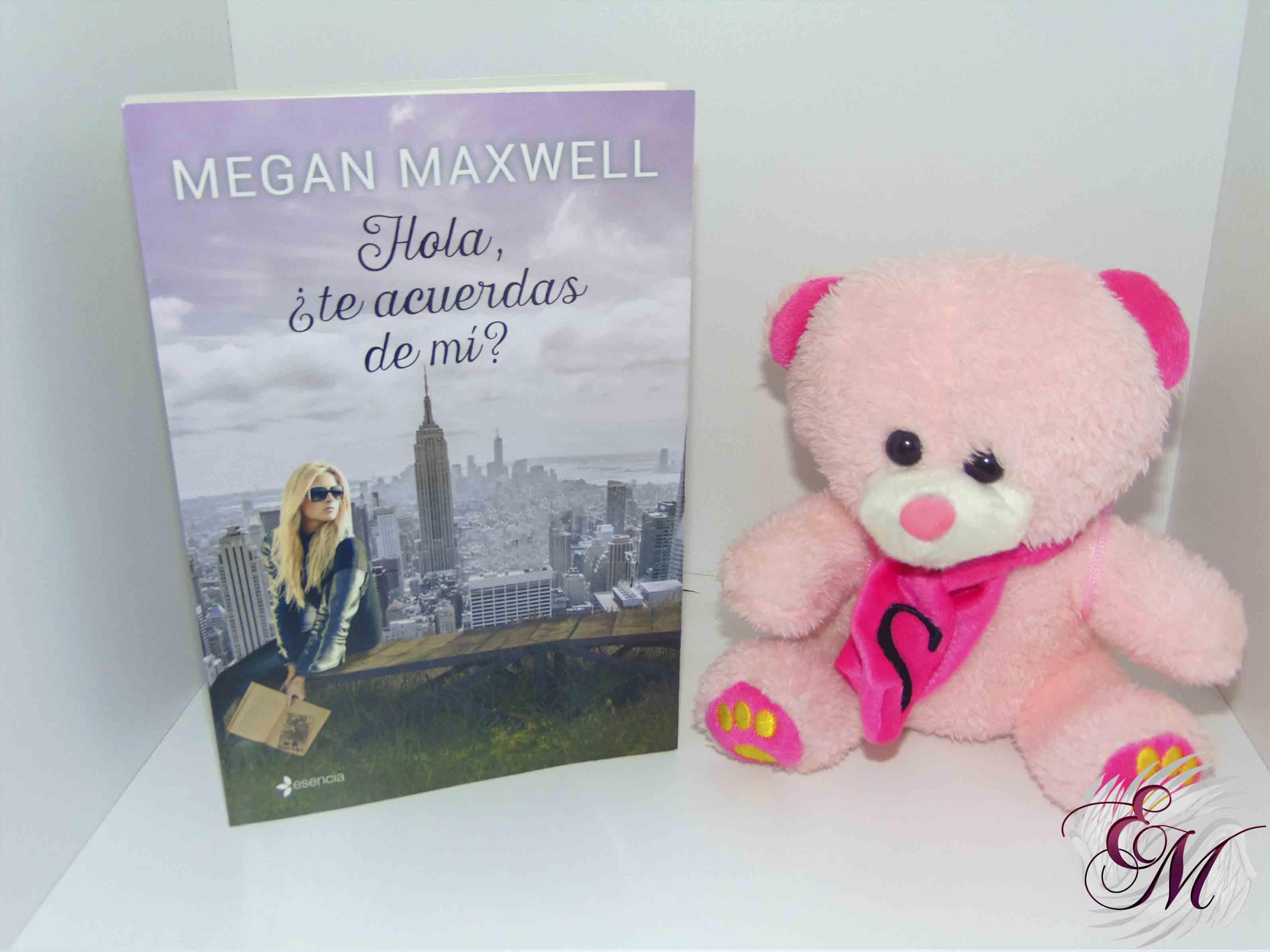 Hola ¿te acuerdas de mí?, de Megan Maxwell - Reseña
