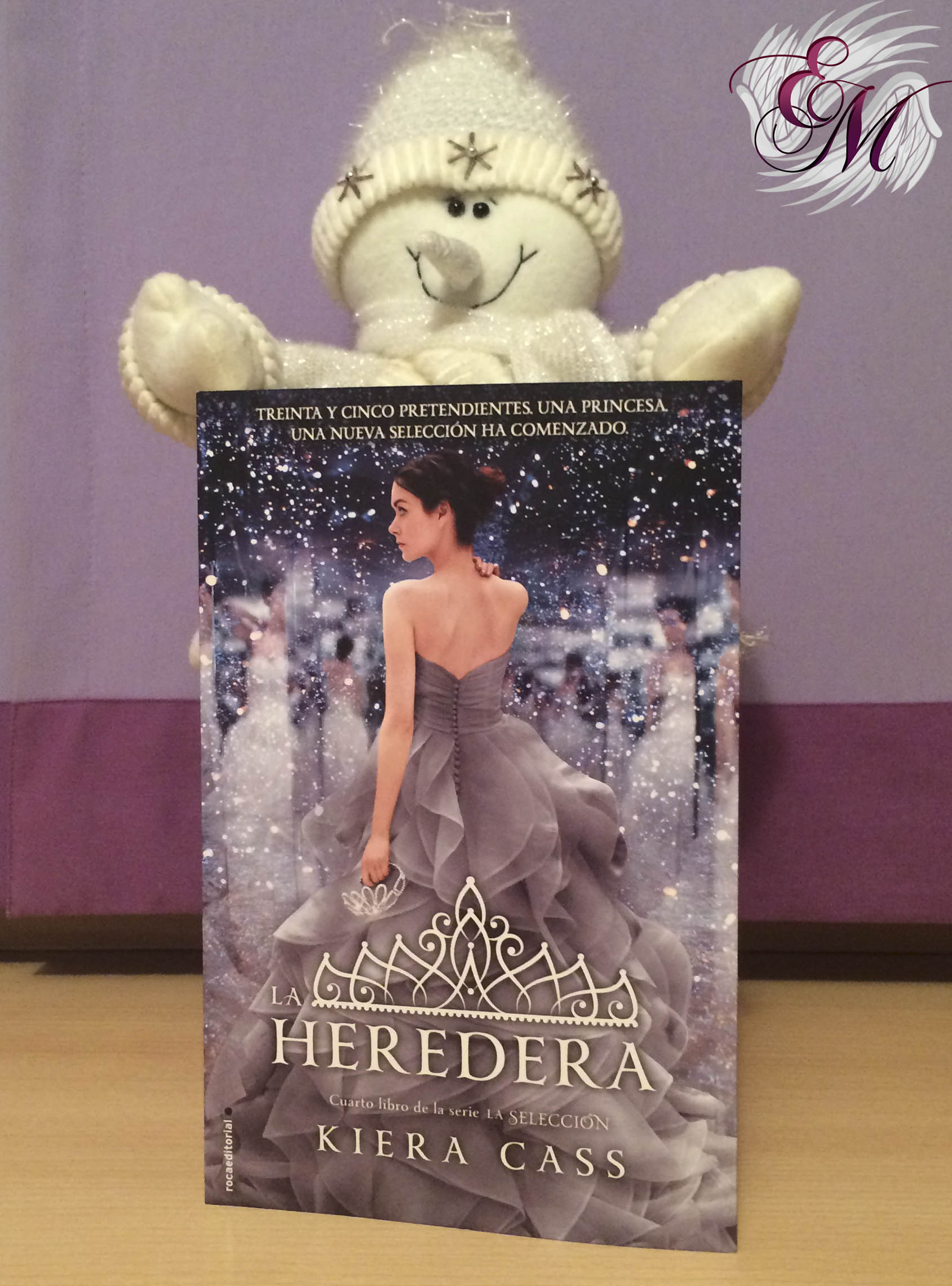 La heredera, de Kiera Cass - Reseña