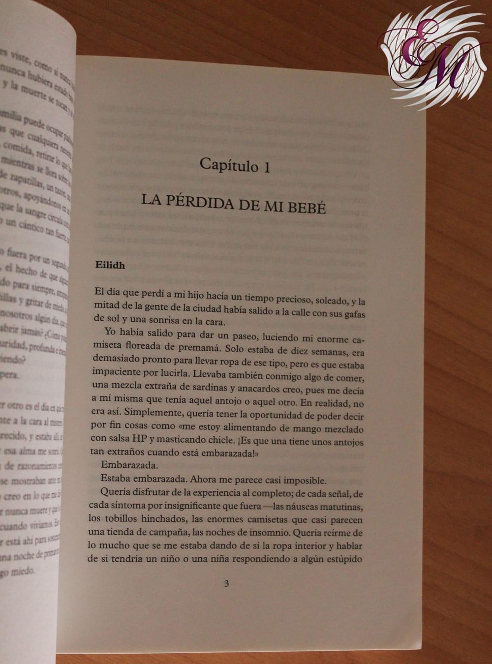 Cuida de mí, Daniela Sacerdoti - Reseña