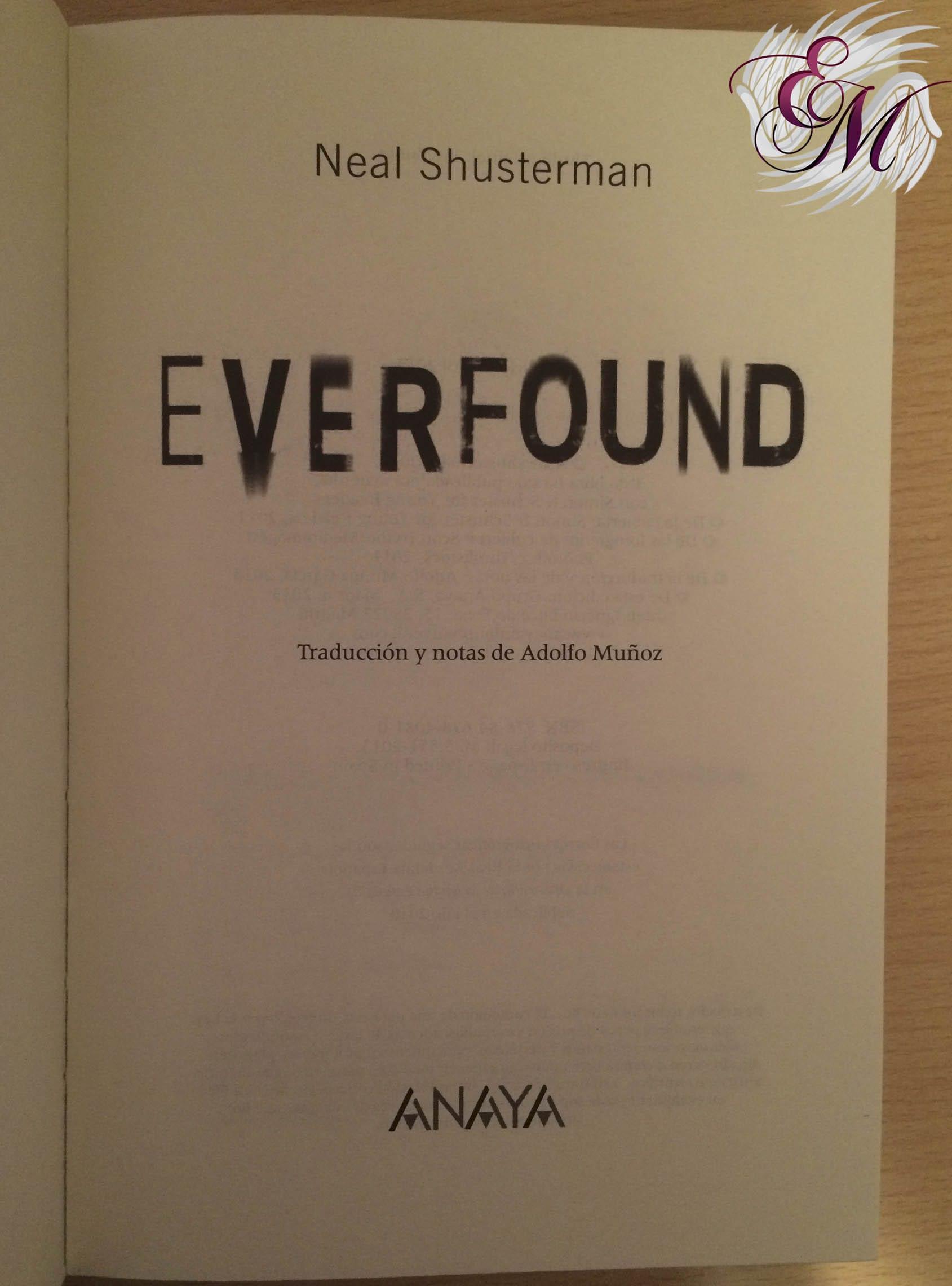 Trilogía: Everlost