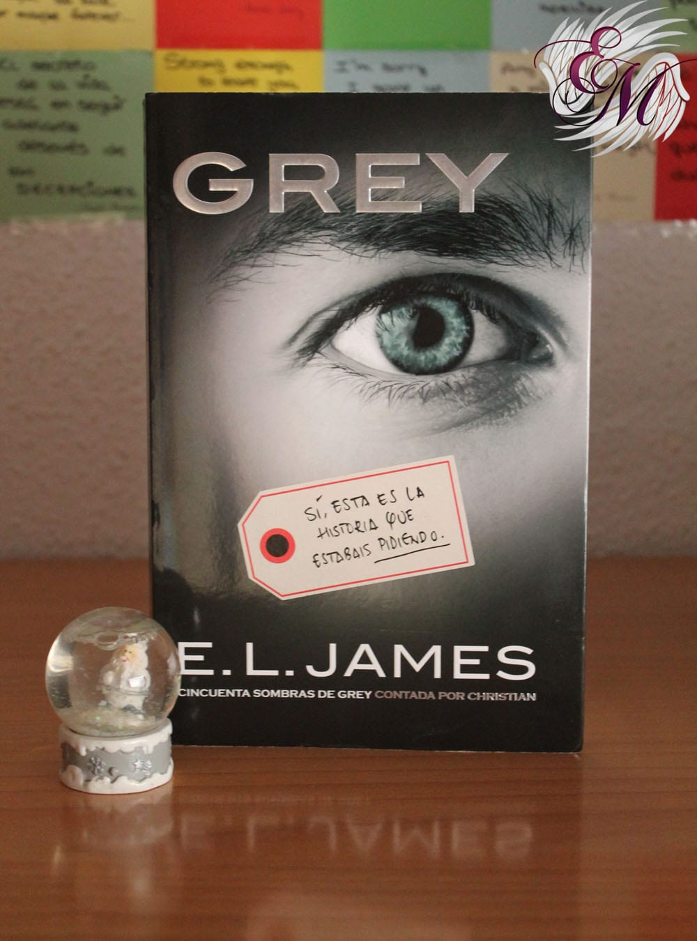 Grey, de E.L. James - Reseña