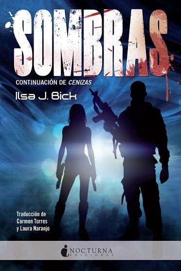 Sombras, de Ilsa.J.Bick  - Reseña