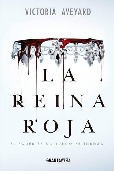 La Reina Roja de Victoria Aveyard - Reseña - portada
