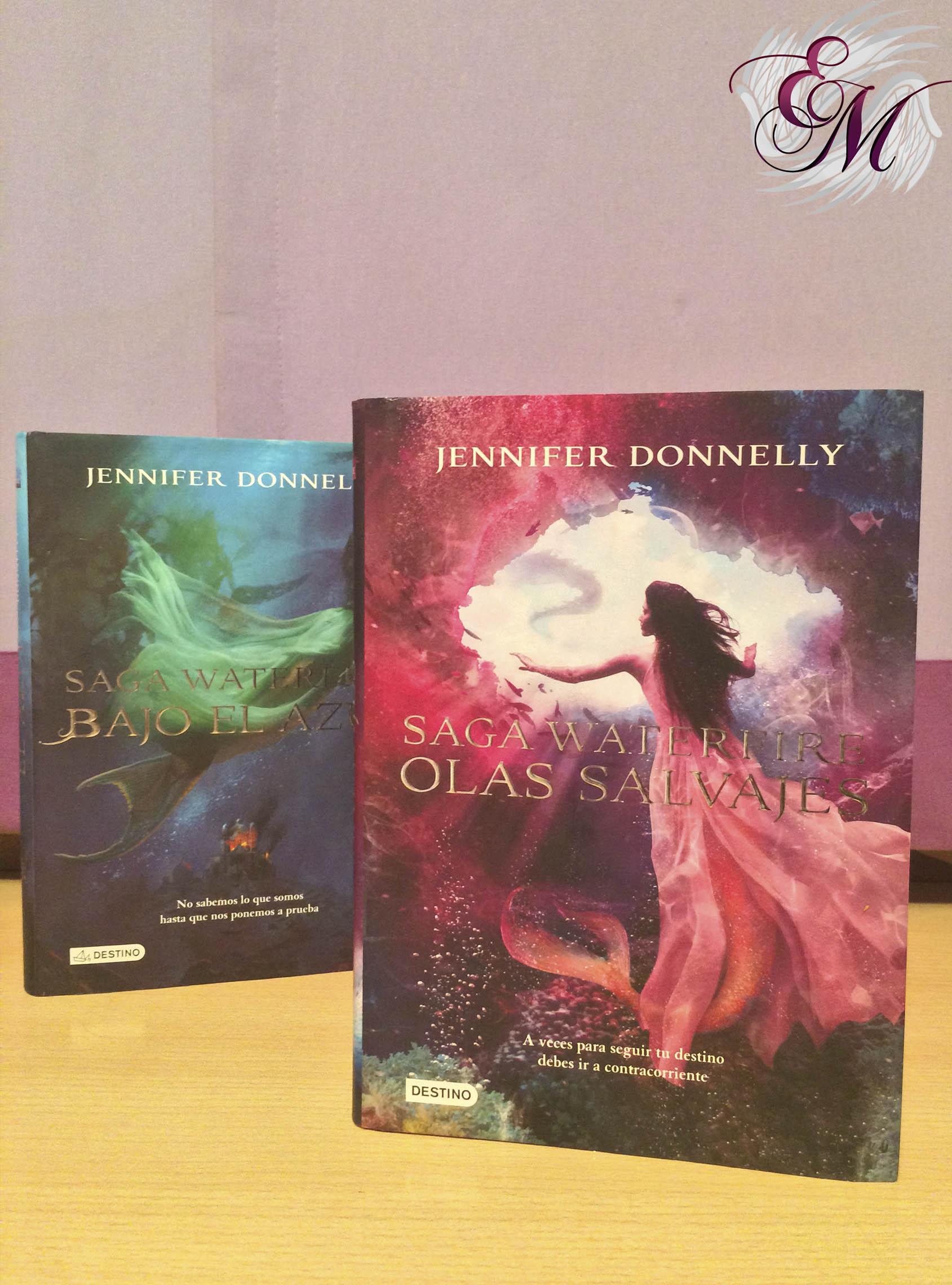 Olas salvajes, Jennifer Donnelly - Reseña