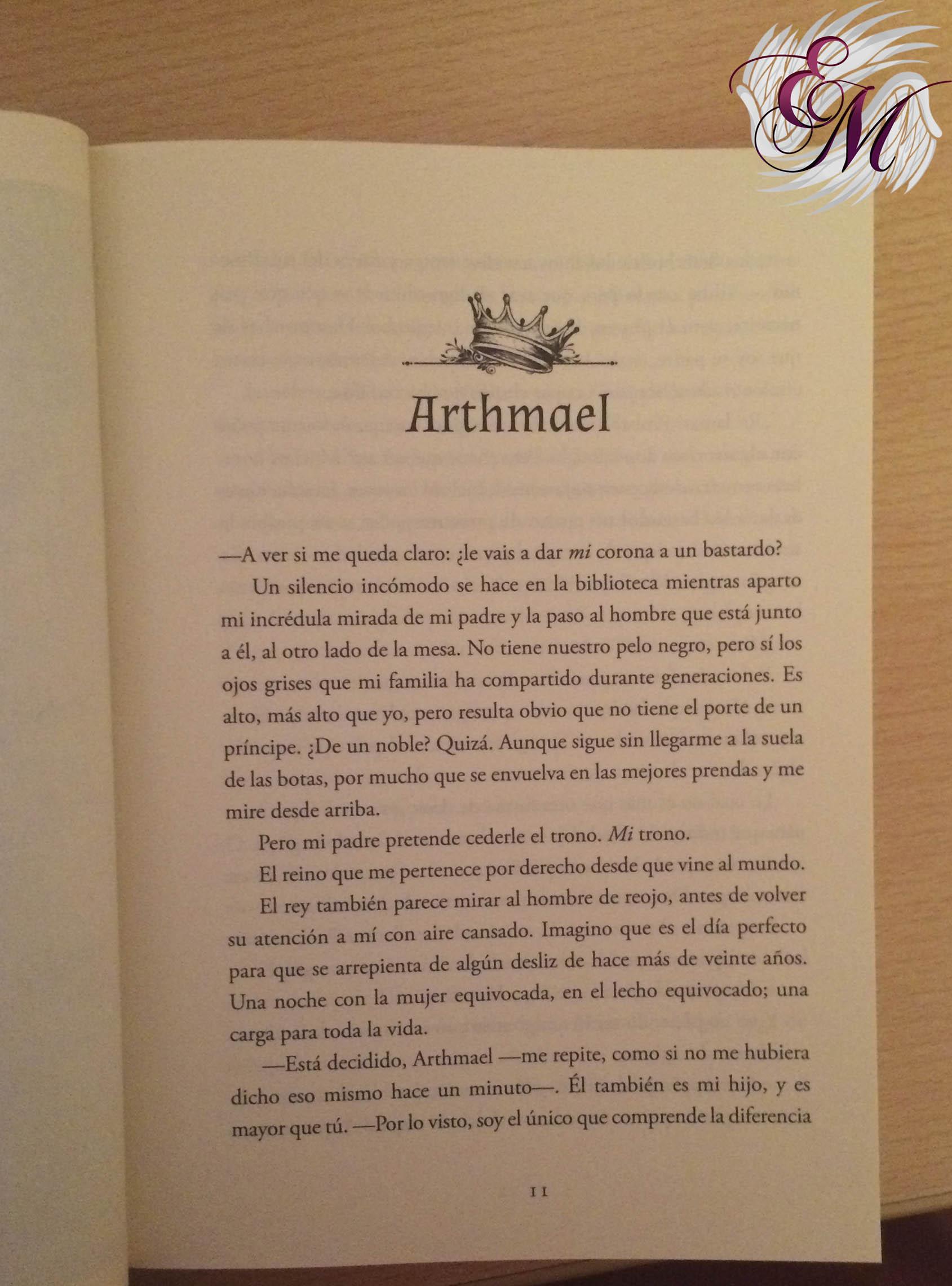 Sueños de Piedra - Arthmael