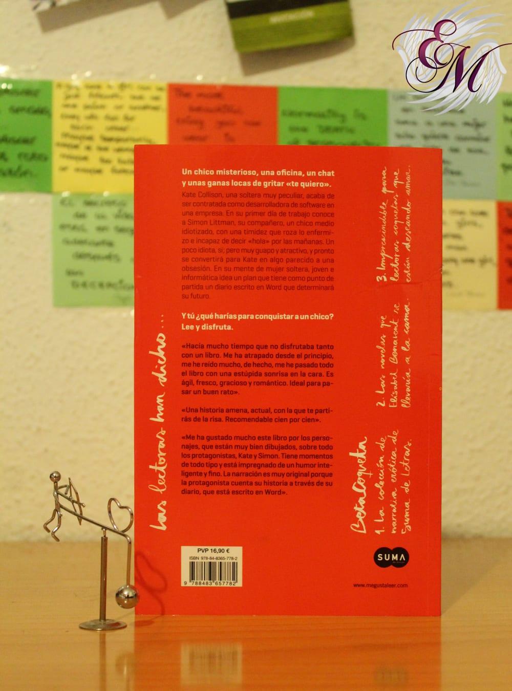 Querido Word, Cristina González – Reseña